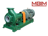IHF Series Chemical Process Pump