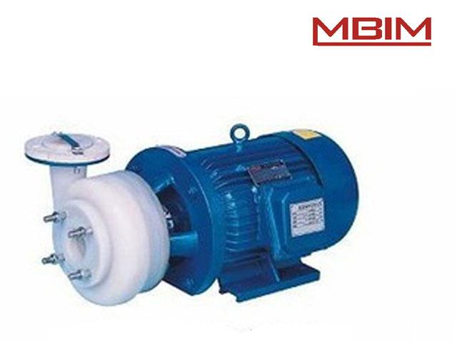 Fully Fluoroplastic Chemical Pump, Teflon Lined Pump ...